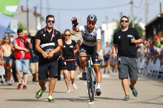 Peter Sagan trắng tay rời khỏi Vuelta