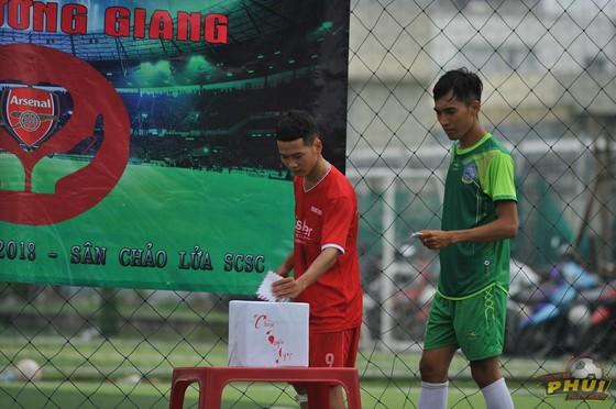 Cộng đồng Fan Arsenal chung tay ủng hộ anh Chu Trường Giang ảnh 5