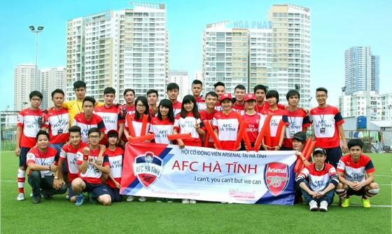 Cộng đồng Fan Arsenal chung tay ủng hộ anh Chu Trường Giang ảnh 1
