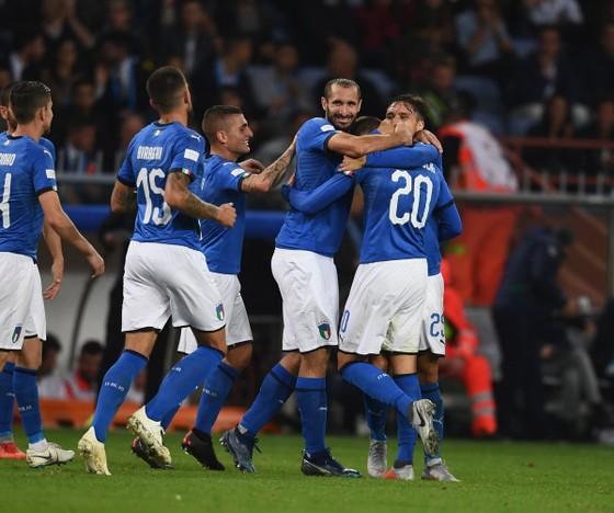Italia – Ucraina 1-1: Shevchenko vẫn bất bại, Mancini không thắng 5 trận liên tục ảnh 1