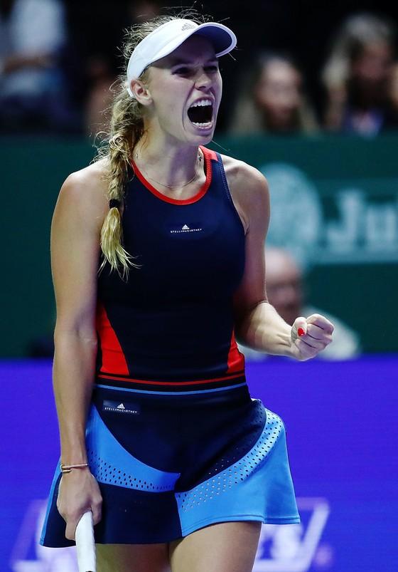 WTA Finals 2018: Toàn thắng 3 trận, Svitolina vào bán kết cùng với Pliskova ảnh 1