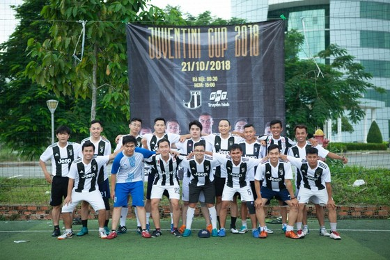 Hội CĐV Juventus ở Việt Nam được công nhận chính thức ảnh 5