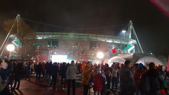 Tôi & trải nghiệm Champions League trên đất Nga ảnh 1