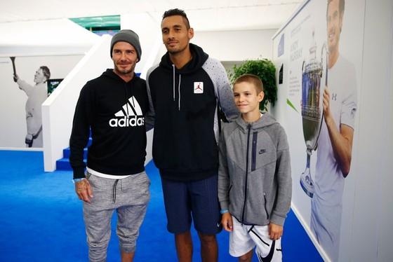Vợ của Beckham xây sân tập 30 ngàn Bảng cho con trai Romeo ảnh 7