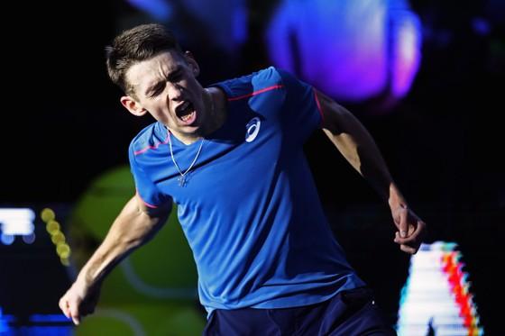 """U21 ATP World Tour Finals: Toàn thắng 4 trận, """"chiến binh Hy Lạp"""" hành quân vào chung kết ảnh 1"""