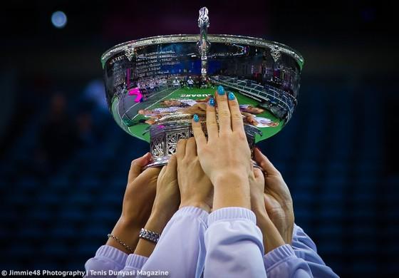 Chung kết Fed Cup 2018: Nghiền bẹp tuyển Mỹ 3-0, CH Séc đăng quang lần thứ 6 ảnh 8