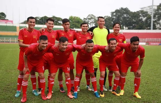 Cựu tuyển thủ AFF Cup 2008 – PTV Sài Gòn: Cuộc hội ngộ đầy ý nghĩa sau 10 năm ảnh 4
