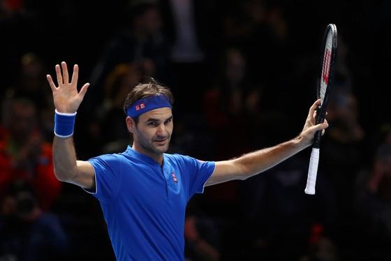 """ATP Finals 2018: Federer lại """"mắc kẹt"""" ở bán kết, Djokovic săn danh hiệu thứ 6 ảnh 1"""