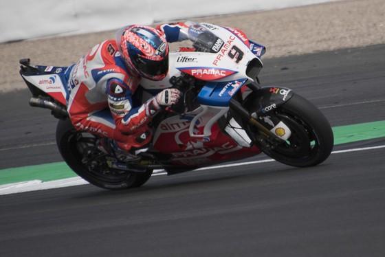 Đua xe mô tô: Petrucci không muốn trở thành kẻ thù của Dovizioso ảnh 1