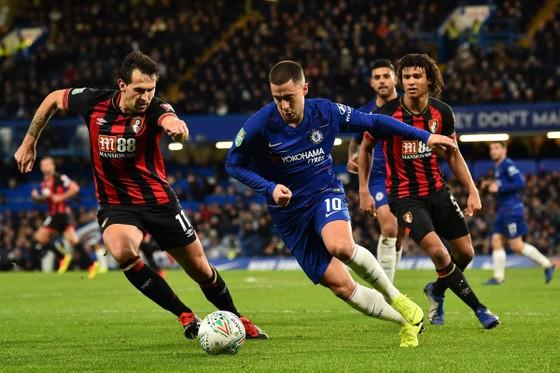 Eden Hazard đang hướng đến bàn thắng thứ 100 cho Chelsea
