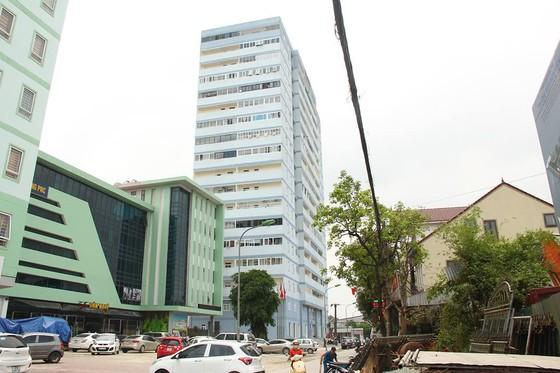Nghệ An: Di dời ngay 79 hộ dân vì chung cư chưa xong hệ thống PCCC ảnh 1