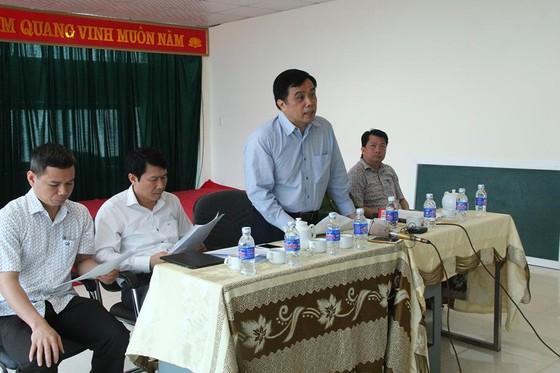 Nghệ An: Di dời ngay 79 hộ dân vì chung cư chưa xong hệ thống PCCC ảnh 2