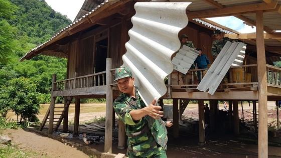 Nỗ lực khắc phục hậu quả mưa lũ ảnh 1