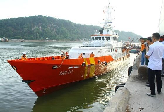 Xác định danh tính 3 ngư dân gặp nạn trên biển  ảnh 1
