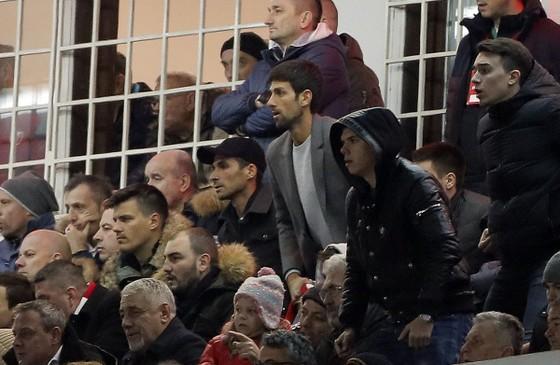 Có Novak Djokovic ủng hộ, Red Star vẫn thua sấp mặt ảnh 5