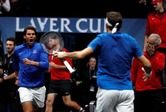 """Laver Cup 2019: Khi Federer và Nadal lại cùng… """"song kiếm hợp bích"""" ảnh 1"""
