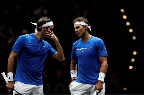 """Laver Cup 2019: Khi Federer và Nadal lại cùng… """"song kiếm hợp bích"""" ảnh 2"""