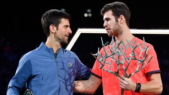 """Những tay súng trẻ của ATP: """"Kẻ thừa kế"""" làng quần vợt Nga ảnh 2"""
