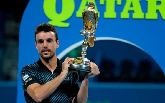 Những tay vợt thắng giải đầu tiên của năm 2019 ảnh 3
