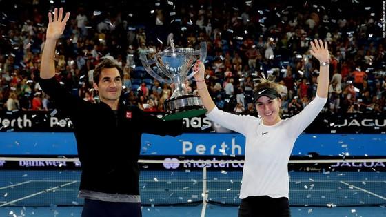 Roger Federer - Vô địch Hopman Cup, cảnh báo các đối thủ ở Úc bằng phong độ rực lửa ảnh 2