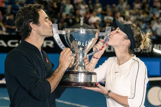 Roger Federer - Vô địch Hopman Cup, cảnh báo các đối thủ ở Úc bằng phong độ rực lửa ảnh 1