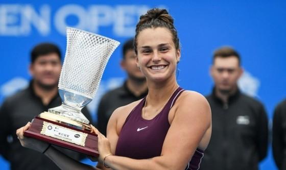 Những tay vợt thắng giải đầu tiên của năm 2019 ảnh 2