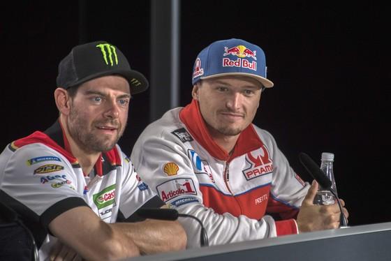 Đua xe mô tô: Thân phận kỳ lạ của Petrucci ở Ducati ảnh 1