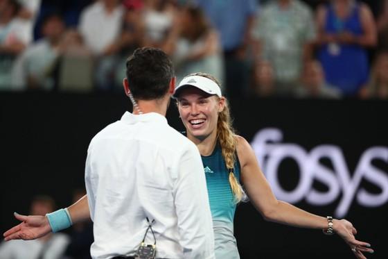 Australian Open 2019: Azarenka rơi nước mắt sau khi bị loại sớm ảnh 1