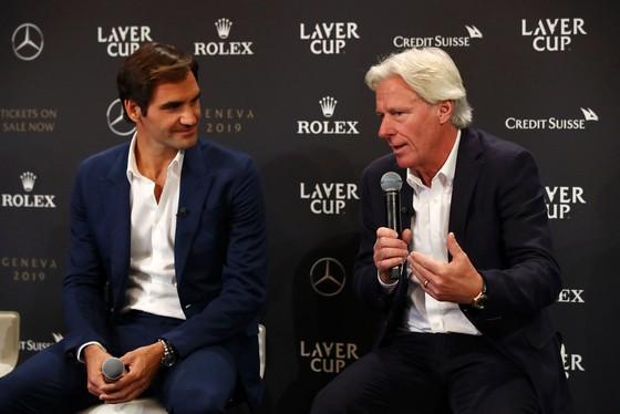 Roger Federer: Không còn săn ngôi số 1, vẫn muốn bay lên 9 tầng mây ở Wimbledon ảnh 10