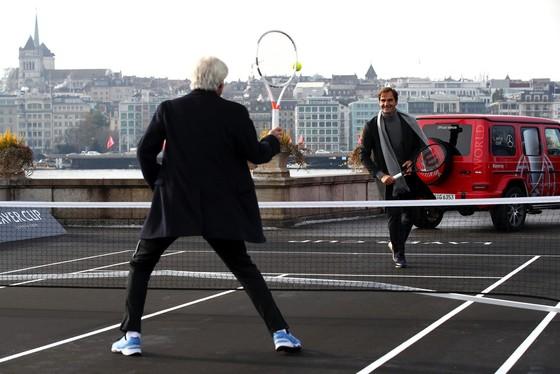 Roger Federer: Không còn săn ngôi số 1, vẫn muốn bay lên 9 tầng mây ở Wimbledon ảnh 3