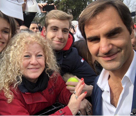 Roger Federer: Không còn săn ngôi số 1, vẫn muốn bay lên 9 tầng mây ở Wimbledon ảnh 8