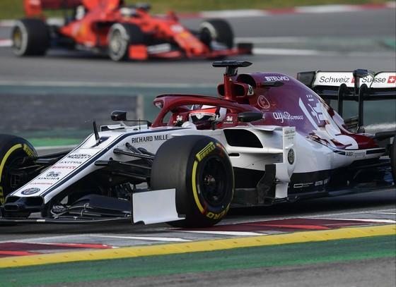 Đua xe F1: Chiên ngưỡng dàn xe đua cực đỉnh cho mùa giải 2019 ảnh 12