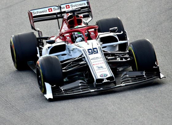 Đua xe F1: Chiên ngưỡng dàn xe đua cực đỉnh cho mùa giải 2019 ảnh 13