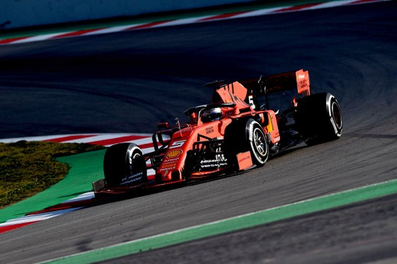 Đua xe F1: Chiên ngưỡng dàn xe đua cực đỉnh cho mùa giải 2019 ảnh 1