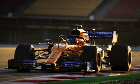 Đua xe F1: Chiên ngưỡng dàn xe đua cực đỉnh cho mùa giải 2019 ảnh 19