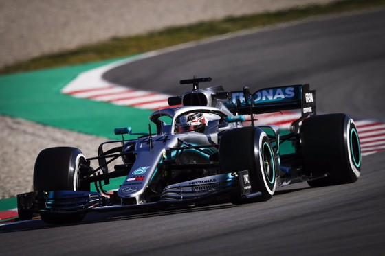 Đua xe F1: Chiên ngưỡng dàn xe đua cực đỉnh cho mùa giải 2019 ảnh 3