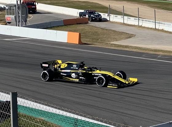 Đua xe F1: Chiên ngưỡng dàn xe đua cực đỉnh cho mùa giải 2019 ảnh 10
