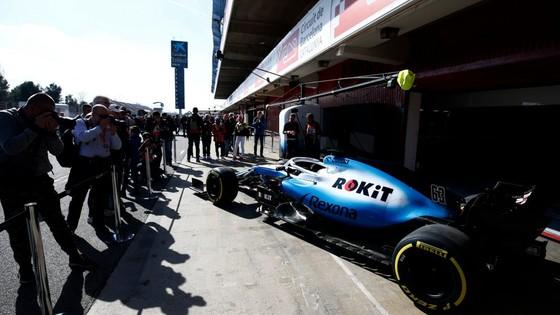 Đua xe F1: Chiên ngưỡng dàn xe đua cực đỉnh cho mùa giải 2019 ảnh 27