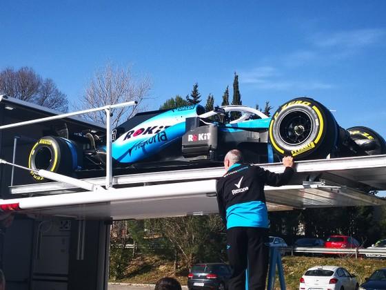 Đua xe F1: Chiên ngưỡng dàn xe đua cực đỉnh cho mùa giải 2019 ảnh 28