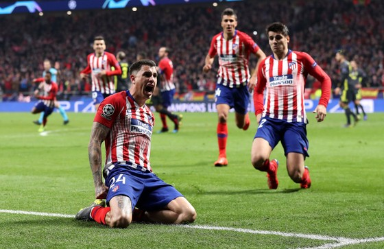 "Trận ""Derby of Losers"": Juve thua cay đắng Atletico ảnh 1"
