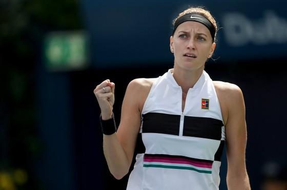 Thua ở Australian Open, Kvitova vẫn dạy Osaka cách đối mặt với dư luận ảnh 1