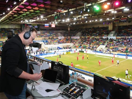 Legends Cup: Nghiền bẹp tuyển Đức 13-4, tuyển Nga vô địch lần thứ 11 liên tiếp ảnh 13