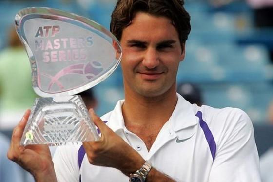 Roger Federer: Cột mốc thứ 100 và những con số ảnh 5