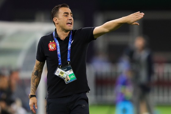 Mourinho không làm HLV trưởng tuyển Trung Quốc, Cannavaro thì có thể ảnh 1