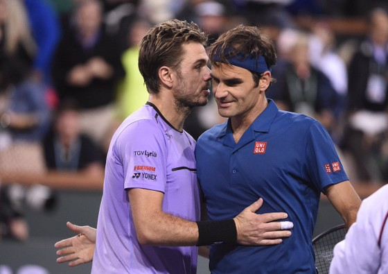 Indian Wells: Djokovic bất ngờ rơi đài, Federer thảnh thơi thắng Wawrinka ảnh 2
