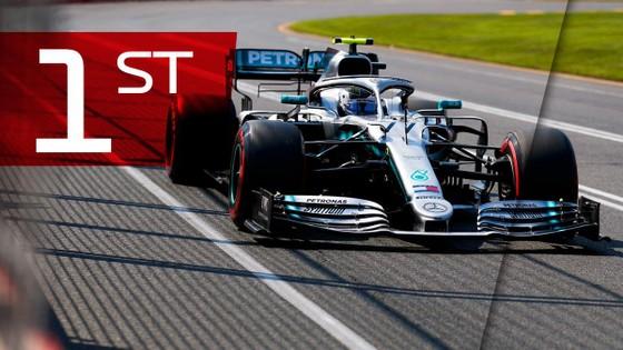 Đua xe F1: Bottas xuất sắc thắng chặng mở màn Australian Grand Prix ảnh 2