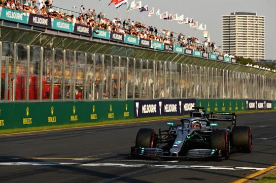 Đua xe F1: Bottas xuất sắc thắng chặng mở màn Australian Grand Prix ảnh 1