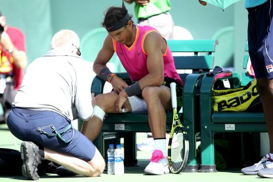 """Indian Wells: Federer """"bất chiến tự nhiên thành"""", gặp Thiem ở chung kết ảnh 1"""