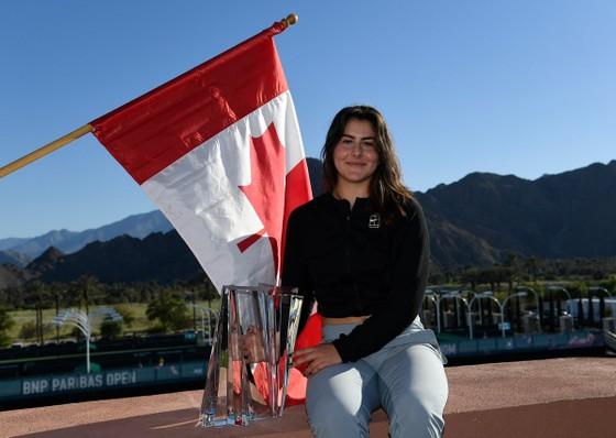 """Indian Wells: """"Next Gen"""" quật khởi, Thiem thắng Federer, giành Masters 1.000 đầu tiên ảnh 2"""