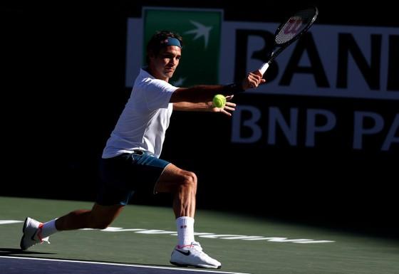 """Indian Wells: """"Next Gen"""" quật khởi, Thiem thắng Federer, giành Masters 1.000 đầu tiên ảnh 1"""